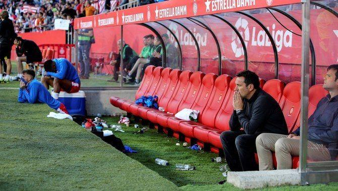 El Girona fa oficial el comiat d'Eusebio Sacristán