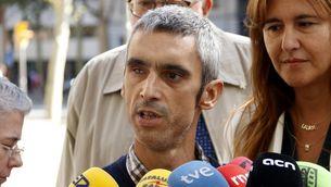 Roger Español, candidat de Junts per Catalunya al Senat el 10N