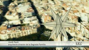 La Sagrada Família no estarà acabada el 2026 per la Covid i la falta de turisme