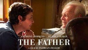 """Olivia Colman i Anthony Hopkins, els protagonistes d'""""El pare"""""""