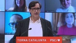 """Illa, en 10 frases: """"No puc formar govern amb ERC, que vol assolir la independència"""""""