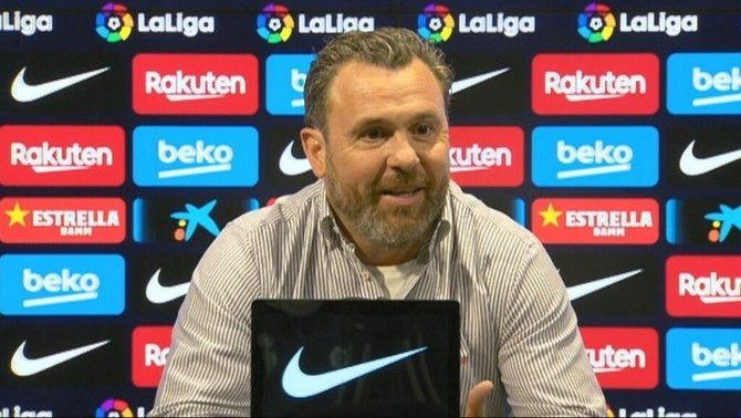 """Sergio González: """"Això és com estar embarassat: o ho estàs o no ho estàs"""""""