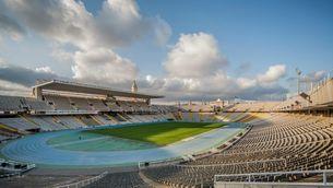 El Barça inicia els tràmits per jugar a Montjuïc