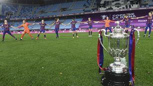 El Barça debutarà en la Copa de la Reina contra el Madrid CFF