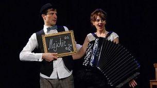 "Descobrim l'espectacle musical ""Olivia & Olivier"" de la companyia Majolie DO"