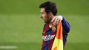 Messi, en una imatge d'arxiu