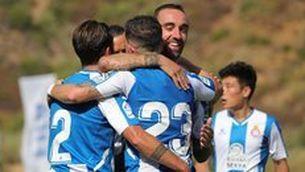 Darder i Melamed donen la victòria a l'Espanyol (2-0)
