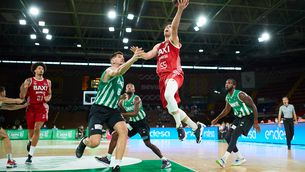 Tercera jornada ACB | El Manresa trinxa el Betis (64-106)