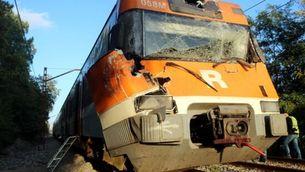 Renfe i Adif sabien el perill que hi havia a la línia de tren de Portbou