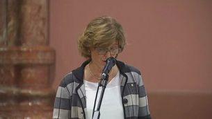 Irene Rigau declara al TSJC