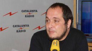 """David Fernàndez, exdiputat de la CUP, a """"El matí de Catalunya Ràdio"""""""