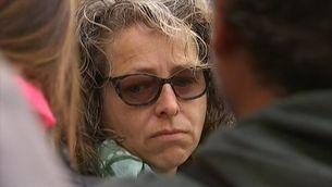 Ester Quintana arriba al jutjat
