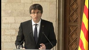 Puigdemont no serà a la final de Copa