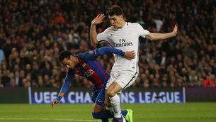 La broma de Meunier sobre el fitxatge de Neymar