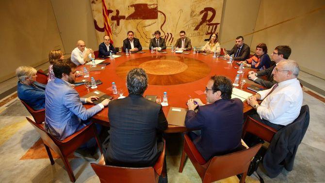 El govern cessa Josep Maria Jové, secretari de Vicepresidència, per protegir-lo