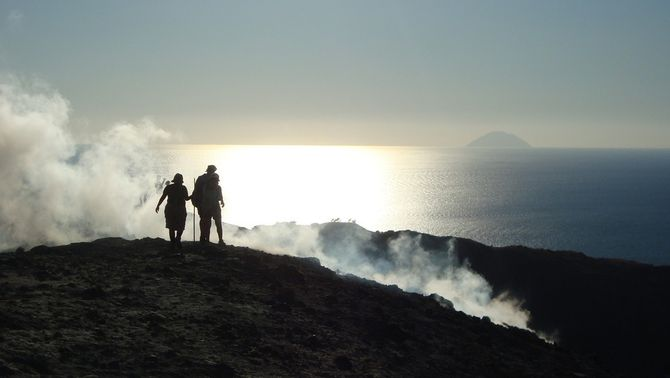 Anticipar-se a una erupció volcànica a Europa, un projecte coordinat des de Barcelona