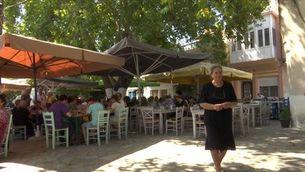 Veïns contra la construcció d'un centre per a demandants d'asil a l'illa de Samos