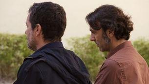 El cara a cara entre l'Andreu i en Mateu