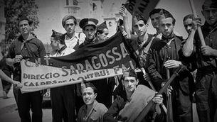 """""""La capsa vermella"""", les fotos de la guerra que Antoni Campañà no volia ensenyar"""