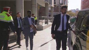 Umtiti, a judici abans de jugar contra l'Athletic
