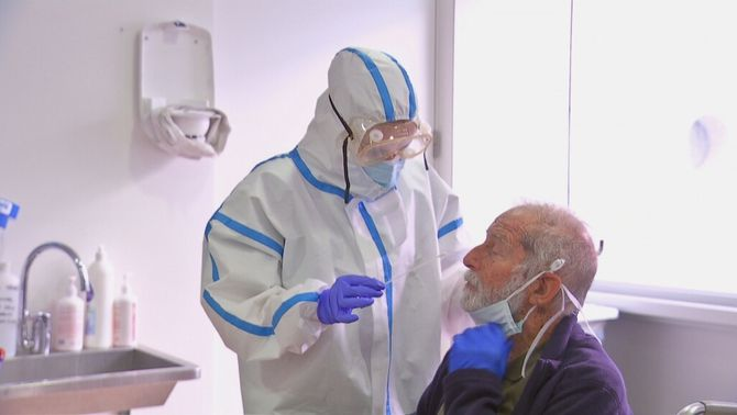 Baixa la pressió a urgències i ja es programen visites al marge del coronavirus