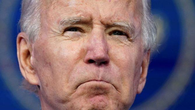 Biden, ratificat president electe dels EUA després de l'assalt al Capitoli atiat per Trump