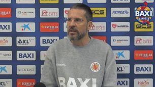 Pedro Martínez renova amb el Baxi Manresa