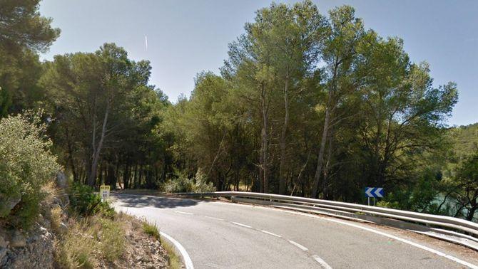 Mor un motorista en un accident a Castellet i la Gornal