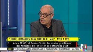 """Jorge Fernández Díaz contra el mal"", el documental d'Iu Forn"