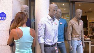 El trànsit de clients a les botigues cau un 20% aquest estiu