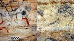 Els indis osage perden en una subhasta la seva cova sagrada amb art rupestre