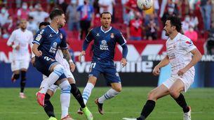 EN DIRECTE | Sevilla-Espanyol, partit de la Lliga