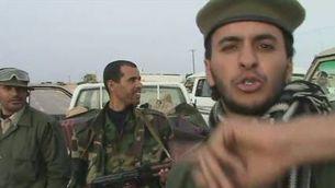 L'avanç de les forces fidels al règim de Gaddafi, imparable