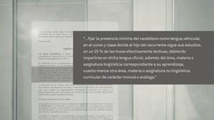 Què diu la sentència del TSJC sobre el català a l'escola