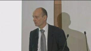 Rémi Jouty, director de BEA, ha explicat que s'ha extret un fitxer d'àudio de la caixa negra trobada