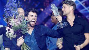 Eurovisió: guanya Holanda, Miki queda 22è, Madonna desafina i Islàndia, amb Palestina