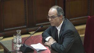 """Jordi Turull: """"Soc aquí perquè no vaig renunciar a la meva activitat política"""""""
