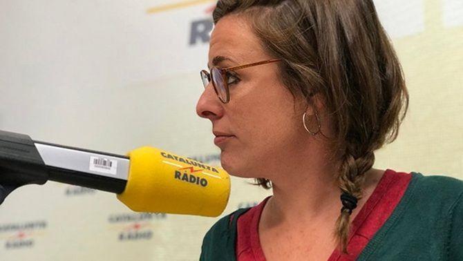 """Mireia Vehí (CUP) en deu frases: """"Anem al Congrés a fer de caixa de ressonància"""""""
