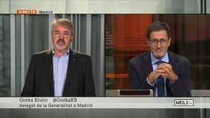 """Gorka Knörr: """"La cúpula de la justícia espanyola és perversa"""""""
