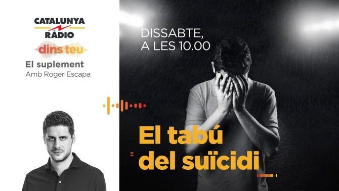 """""""El suplement"""" estrena el reportatge """"Suïcidi: el gran tabú"""" i fa la prèvia dels XII Premis Gaudí"""