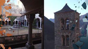 Batalla del romànic: Sant Pere de Rodes-Sant Climent de Taüll