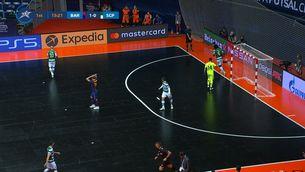 El Barça deixa escapar la Champions