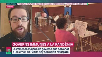 Imatge de:Governs immunes a la pandèmia