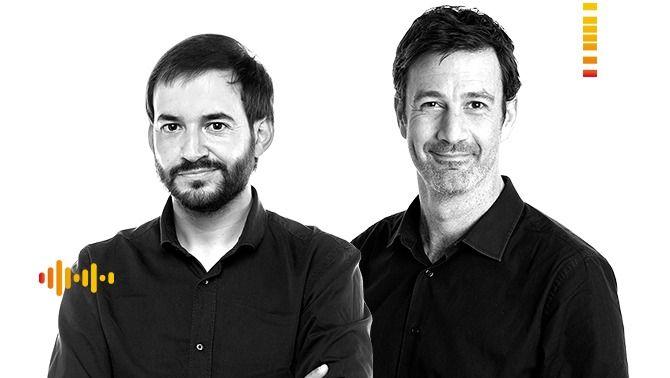 Albert Segura i Adam Martín, matí i tarda d'aquest estiu a Catalunya Ràdio