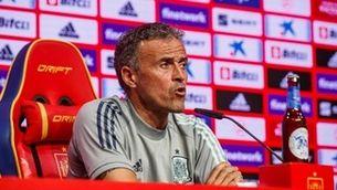 La selecció espanyola debuta a l'Eurocopa contra Suècia