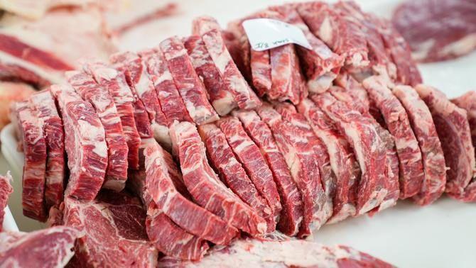 Talls de carn vermella