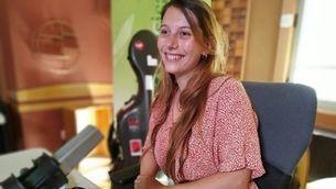 """Ariadna Chmelik: """"Els artistes hem de tenir un paper en termes de justícia social"""""""