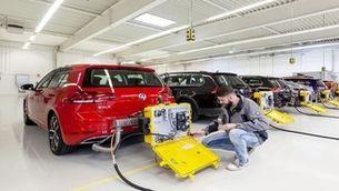 La Comissió Europea multa Volkswagen per conspirar amb les emissions dels motors dièsel
