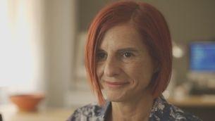 """Anna Manso: """"Vaig aprofitar el meu divorci per colar diàlegs en la sèrie 'Com si fos ahir'"""""""