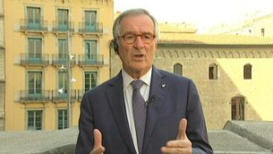 """Xavier Trias, aquest dimarts, a """"Els matins"""", de TV3"""